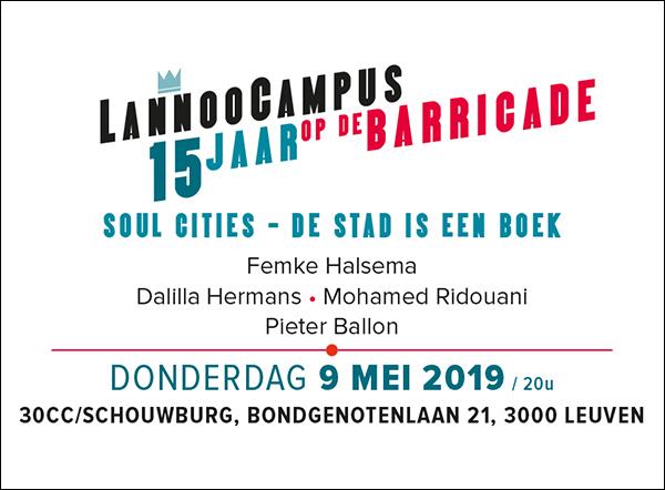 LannooCampus 15 jaar op de barricade