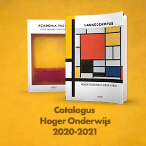 Catalogus Hoger Onderwijs 2020-2021