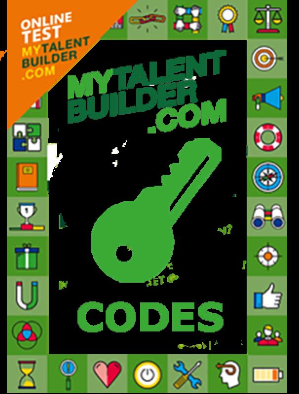 MyTalentbuilder codes